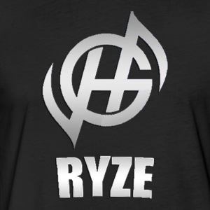 Haunted Ryze - Fitted Cotton/Poly T-Shirt by Next Level