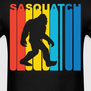 Sasquatch Silhouette Bigfoot T-Shirt - Men's T-Shirt