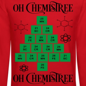 chemistree Long Sleeve Shirts - Crewneck Sweatshirt