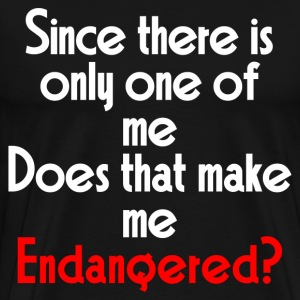ENDANGERED T-Shirts - Men's Premium T-Shirt