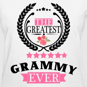 THE GREATEST GRAMMY EVER T-Shirts - Women's T-Shirt