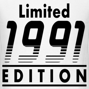 1991 1.png T-Shirts - Men's T-Shirt