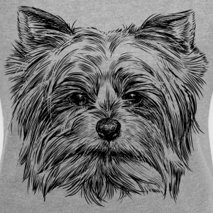 shiih tzu - Women´s Roll Cuff T-Shirt