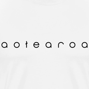 Men's Aotearoa New Zealand T-Shirt - Men's Premium T-Shirt