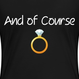 DIAMOND RING T-Shirts - Women's Premium T-Shirt