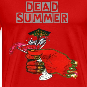 dead summer - Men's Premium T-Shirt