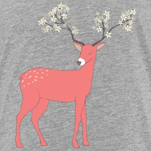 Christmas Deer - Kids' Premium T-Shirt
