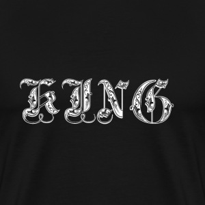 Royalty King - Men's Premium T-Shirt