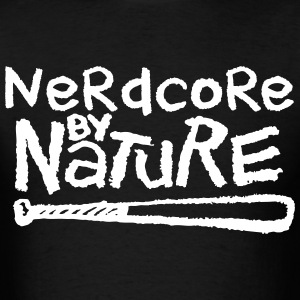 Nerdore By Nature T-Shirts - Men's T-Shirt