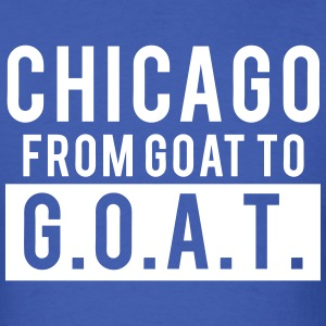 Goat to GOAT T-Shirts - Men's T-Shirt