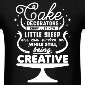 Cake Decorators Shirt - Men's T-Shirt