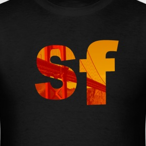 san francisco T-Shirts - Men's T-Shirt