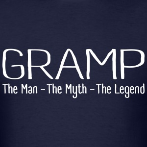 Gramp Legend T-Shirts - Men's T-Shirt