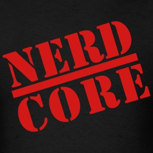 Nerd Core T-Shirts - Men's T-Shirt