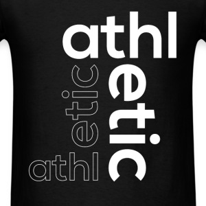 Athletic. - Men's T-Shirt