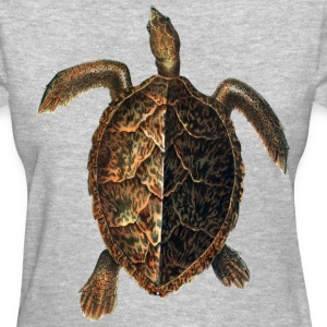 marine turtle - Women's T-Shirt