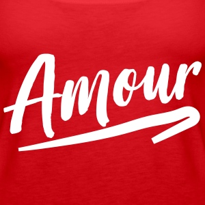 Amour Tanks - Women's Premium Tank Top
