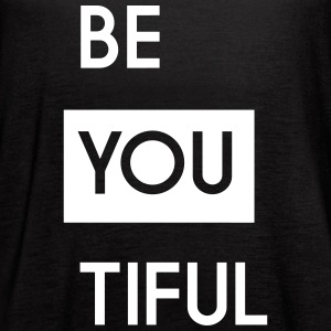 BeYOUtiful Tanks - Women's Flowy Tank Top by Bella