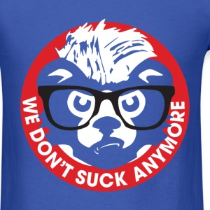 Cubs baseball team We don't suck anymore Tshirt - Men's T-Shirt