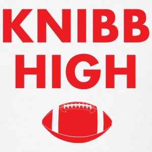 Knibb High Football T-Shirt - Men's T-Shirt