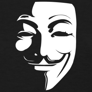Anonymous Guy Fawkes T-Shirt - Women's T-Shirt
