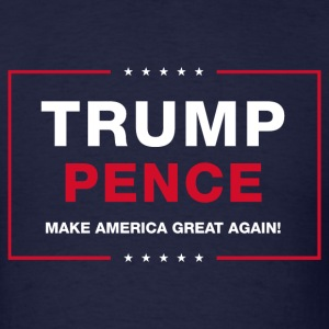 Trump Pence 2016 T-Shirt - Men's T-Shirt