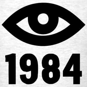 1984 Big Brother T-Shirt - Men's T-Shirt