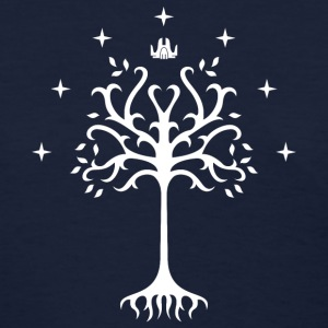 Tree of Gondor T-Shirt - Women's T-Shirt