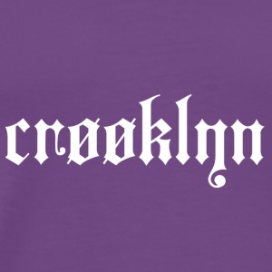 crooklyn - Men's Premium T-Shirt