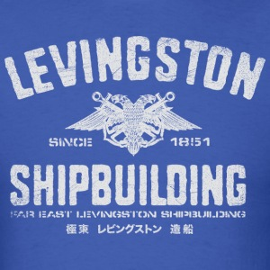 Levingston Shipbuilders - Men's T-Shirt