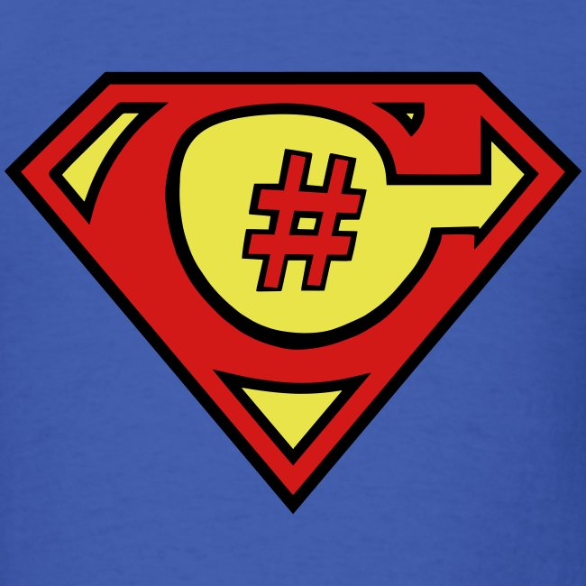 C# Hero Man