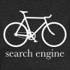 search_engine - Unisex Tri-Blend T-Shirt