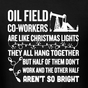 Oil Field Shirt - Men's T-Shirt