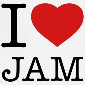 I LOVE JAM - Adjustable Apron