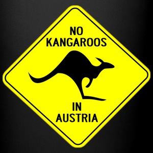 NO KANGAROOS IN AUSTRIA - Full Color Mug