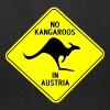 NO KANGAROOS IN AUSTRIA - Tote Bag