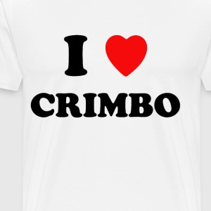 I Love Crimbo - Men's Premium T-Shirt