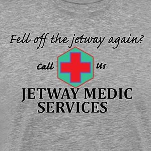 Jetway Medic Services - Men's Premium T-Shirt