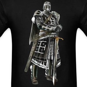 crusader - Men's T-Shirt