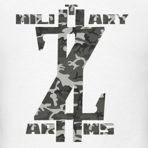 Military Arms - Men's T-Shirt