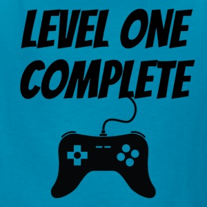Level One Complete - Kids' T-Shirt