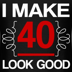 MAKE 40 2.png T-Shirts - Men's T-Shirt