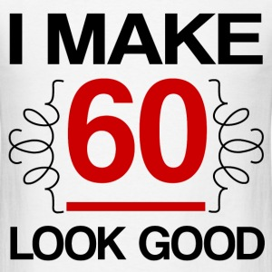 make 60 1.png T-Shirts - Men's T-Shirt