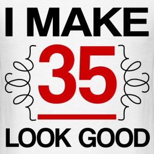 make 35 2.png T-Shirts - Men's T-Shirt