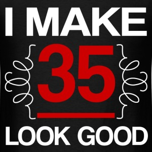 make 35 1.png T-Shirts - Men's T-Shirt