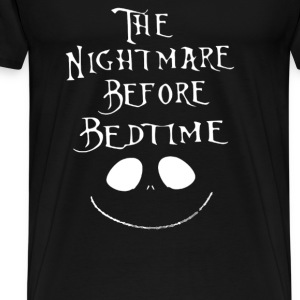 The Nightmare Before Bedtime - Men's Premium T-Shirt
