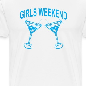girls_weekend_ - Men's Premium T-Shirt