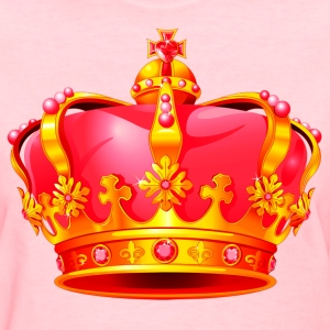 crown - Women's T-Shirt