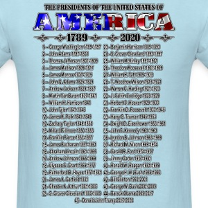 The presidents of the united states of america T-Shirts - Men's T-Shirt