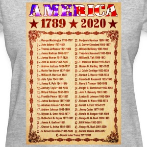 The presidents of the united states of america T-Shirts - Women's T-Shirt
